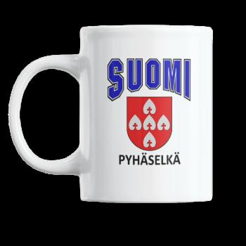 Muki - Suomi vaakuna - Pyhäselkä