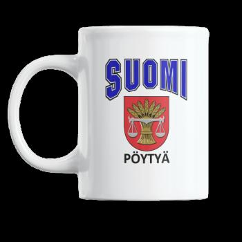 Muki - Suomi vaakuna - Pöytyä