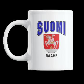 Muki - Suomi vaakuna - Raahe