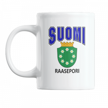 Muki - Suomi vaakuna - Raasepori