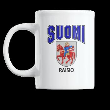 Muki - Suomi vaakuna - Raisio