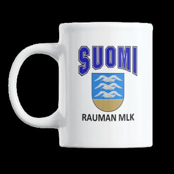 Muki - Suomi vaakuna - Rauman MLK