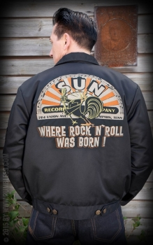 RUMBLE59 - Winter Workerjacket Sun Records