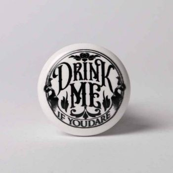 VIINIPULLON KORKKI - Drink Me If You Dare