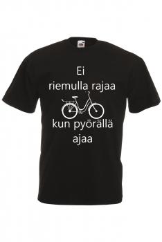 T-PAITA  - RIEMUPYÖRÄ