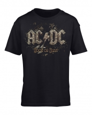 LASTEN T-PAITA - ROCK OR BUST - AC/DC (LF8175)