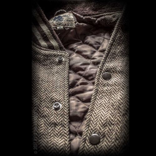 RUMBLE59 - Baseball Jacket Monterey