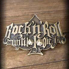 VYÖNSOLKI - Buckle Rock'n'Roll Until I Die