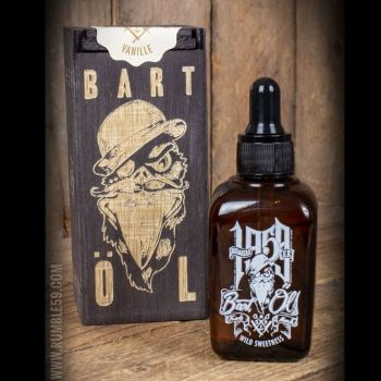 PARTAÖLJY - Schmiere - Beard Oil Wild Sweetness, 50ml