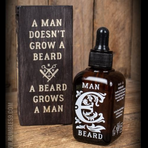PARTAÖLJY - Schmiere - Beard Oil Forbidden Fruit, 50ml
