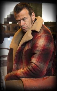 RUMBLE59 - Winter Jacket Claim Crawler