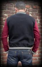 ISOT KOOT - RUMBLE59 - Male Sweat College Jacket