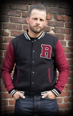 ISOT KOOT - RUMBLE59 - Male Sweat College Jacket