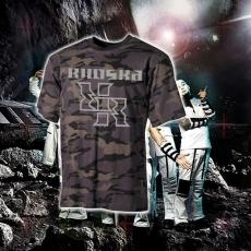 RUOSKA ArmyCamo T-paita
