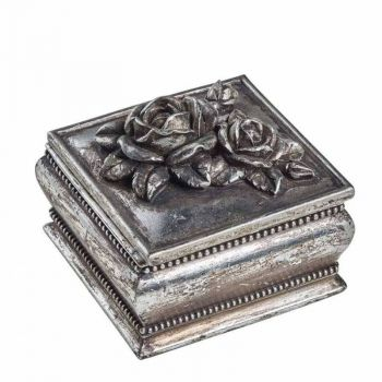 RASIA - Antique Rose Trinket Box - ALCHEMY