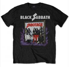 T-PAITA - BLACK SABBATH - SABOTAGE