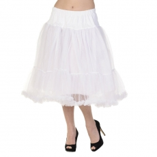 TYLLI - Petticoat Long White