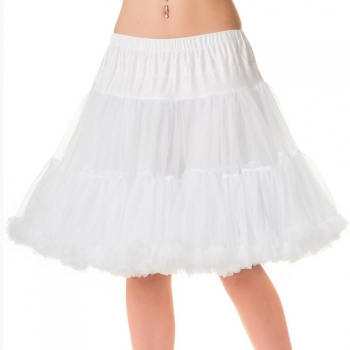 Walkabout Petticoat white - BANNED