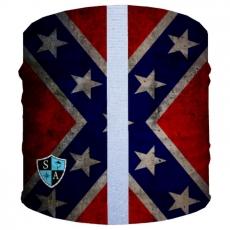 KOIRAN PUFF HUIVI HEIJASTIMELLA - REBEL FLAG