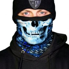 FLEECE PUFF HUIVI - HYDRO SKULL