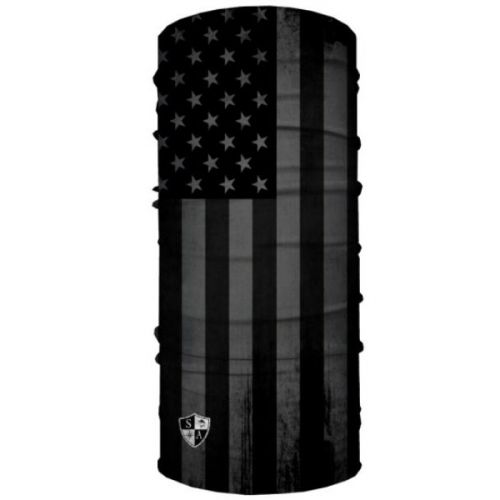 PUFF HUIVI - BLACKOUT AMERICAN FLAG