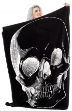 HUOPA - SOURPUSS SKULL BLANKET