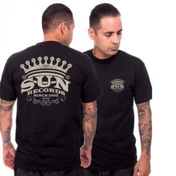 T-PAITA - Sun Records Crown - STEADY CLOTHING