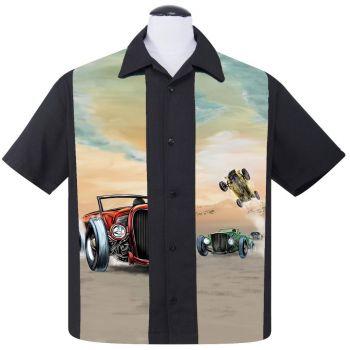 KAULUSPAITA - Hot Rod Derby Bowling - STEADY CLOTHING