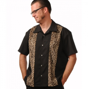 KAULUSPAITA - LEOPARD - STEADY CLOTHING