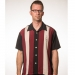 KAULUSPAITA - The Sheen Mens Button Up in Black - STEADY CLOTHING