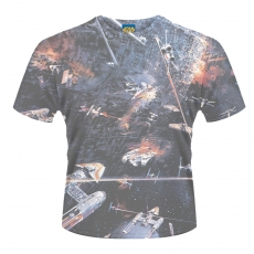 T-PAITA - STAR WARS - HUGE SPACE BATTLE (LF8282)