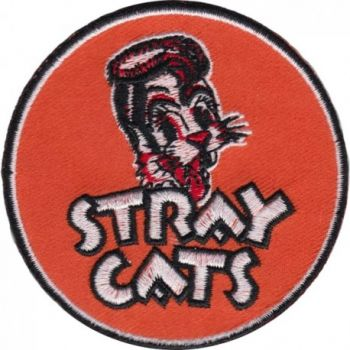 KANGASMERKKI STRAY CATS (50621)