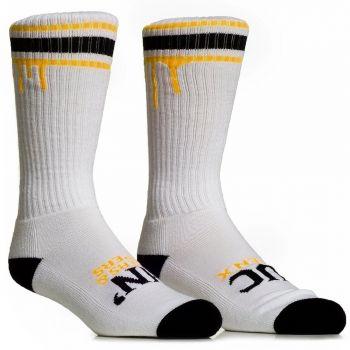 SUKAT - Don't Die High Socks Yellow - Sullen Clothing