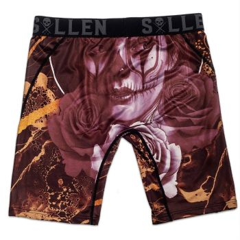 KALSARIT - Cry Later Boxers - Sullen Clothing