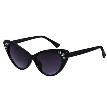 AURINKOLASIT - Kelly Gem Sunglasses in Black