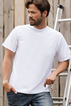 SILVER LABEL T-PAITA  WHITE
