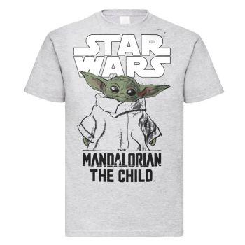 T-PAITA HARMAA - STAR WARS - MANDALORIAN CHILD