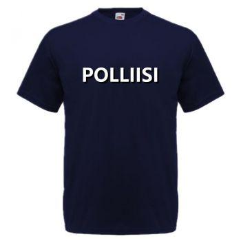 T-PAITA POLLIISI navy