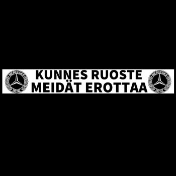AUTOTARRA - KUNNES RUOSTE