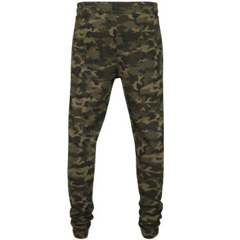 COLLEGEHOUSUT - Interlock Camo Pants WOOD CAMO