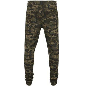 COLLEGEHOUSUT - Interlock Camo Pants WOOD CAMO