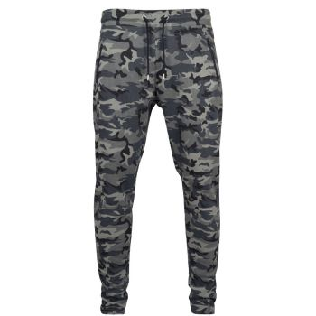 COLLEGEHOUSUT - Interlock Camo Pants DARK CAMO