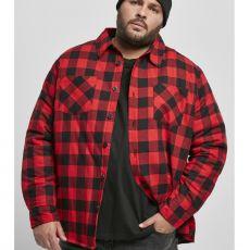 SUURET KOOT VUORELLINEN FLANELIPAITA - Padded Check Flannel Shirt