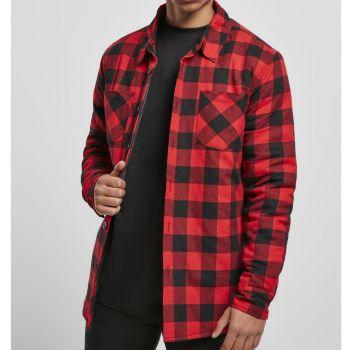 VUORELLINEN FLANELIPAITA - Padded Check Flannel Shirt