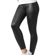 Leather Imitation Leggings - URBAN CLASSICS