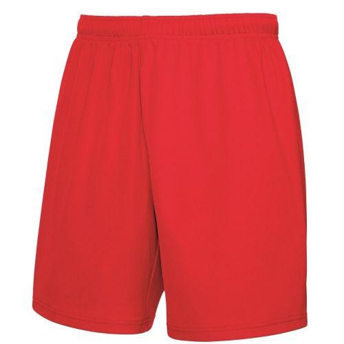 Tekniset Shortsit punainen
