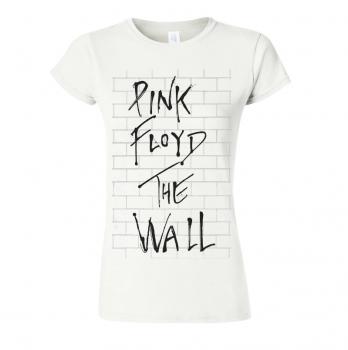 NAISTEN T-PAITA - THE WALL ALBUM - PINK FLOYD (LF8528)