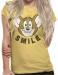 NAISTEN T-PAITA - TOM & JERRY - SMILE (LF8556)