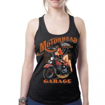 Look Toppi MUSTA - MOTORHEAD