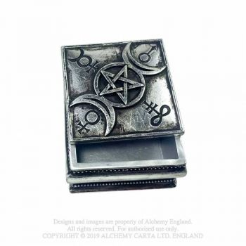RASIA - Triple Moon Spell Box - ALCHEMY